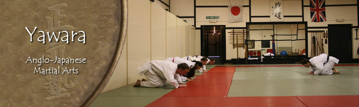 The Bu'sen Martial Arts dojo in Twickenham where children have their grading